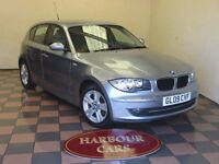 2009 09 BMW 118 2.0d SE, Diesel, 5 Door, Bluewater Metallic