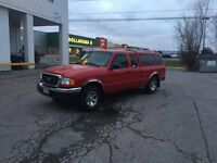 2005 Ford Ranger XL Fleet/XLT Appearance/Edge Deluxe/Tremor Plus