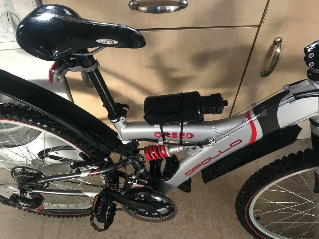 """Apollo Bicycle 14"""" used"""
