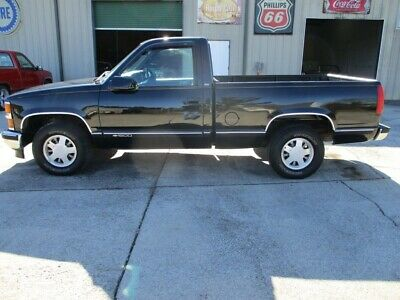 1998 Chevrolet C/K Pickup 1500 Silverado 1998 Chevrolet C/K 1500 Very Good Truck Low Miles Only 121,500 Miles Solid Truck