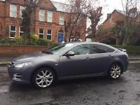 09 MAZDA 6 2.0 TAMURA NEW MODEL*FSH*TOP SPEC*LADY OWNER*MINT CONDITION.BARGAIN!a6,a4,c5,407