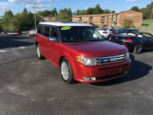 2009 Ford Flex Limited AWD Loaded