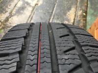 Van winter tyres