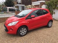 2013 FORD KA EDGE CAT D GREAT MPG £30 ROAD TAX 26,000 MILES DRIVES GREAT