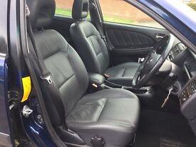 Toyota Avensis CDX VVT-I 5dr (metallic blue) 2002