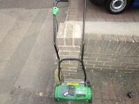 electric Gtech lawn mover. . all good & cheap !