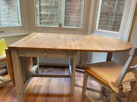 Ikea Gambleby table and chairs