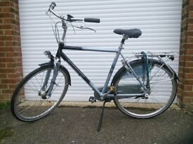 Two Batavus Dutch cycles, ladies and gents. The Rolls Royce of cycles Sudbury Suffolk £250. each