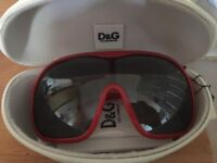 D&G genuine sunglasses brand new never worn