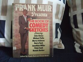 comedy sketch book