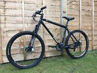 Orange P7 hardtail mountain bike, HIGH SPEC, SRAM