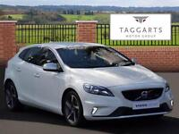 Volvo V40 D2 R-DESIGN (white) 2015-04-30