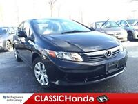 2012 Honda Civic LX ONE OWNER AUTOMATIC AIR CONDITIONING
