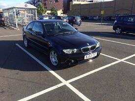 BMW 3 Series Coupe 2.0 318Ci Facelift Low Mileage
