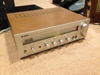 Yamaha CR200 Vintage 70's Hifi Receiver Amplifier