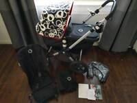 Bugaboo Cameleon 3 - with cot, seat and extras