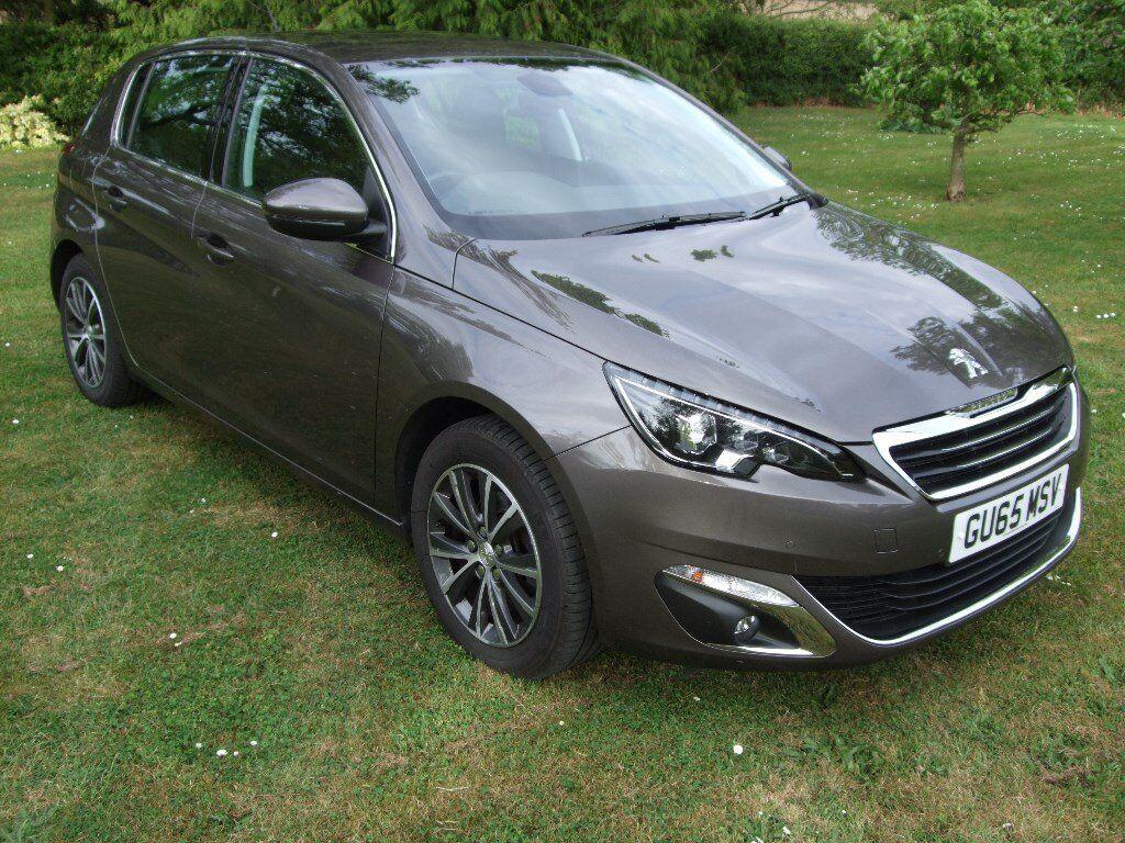 2015    65 Peugeot 308 Bluehdi 120 Allure Grey