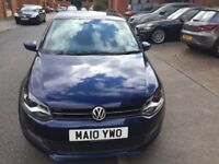 Volkswagen Polo Hatchback 1.2 Moda 3 Door (2010)