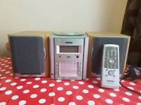 Goodmans CD, Radio Alarm Clock
