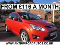 2011 FORD C MAX 1.6 ZETEC ** NEW MODEL ** FINANCE AVAILABLE WITH NO DEPOSIT **