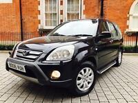 2006 HONDA CR-V 20 I-VTEC EXECUTIVE +AUTO+ FULLY LOADED++ FSH ++ IMMACULATE++ PX WELCOME