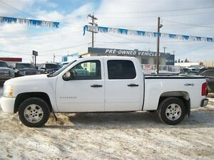 2011 Chevrolet Silverado 1500 LT | Remote Start | Power Options  Edmonton Edmonton Area image 4