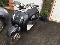 125 tommy spares or repairs