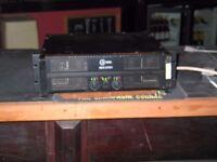 C Audio SRX 3701 Amplifier