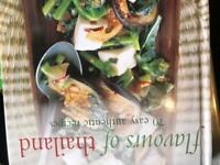 Cook books..