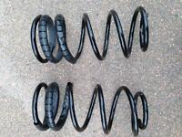 Cc668 moog Coil springs cavalier or sunfire front