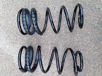 Cc668 moog Coil springs