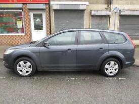 FORD FOCUS 1.6 TDCi Style 5dr (grey) 2008