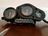 honda cbr900rrs clocks and mount