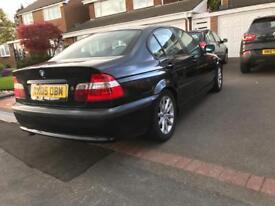 BMW 3-Series 320d 2005