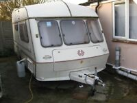 ABI Transtar Touring Caravan. Make an Offer Needs to be gone by Christmas