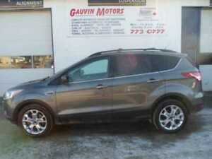 2013 Ford Escape SE LEATHER NAV POWER HATCH