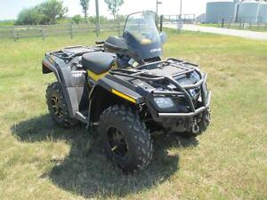 2010 Can-Am CAN-AM OUTLANDER 650 XT-P Cambridge Kitchener Area image 2