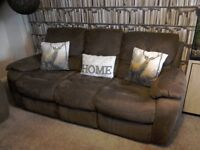 Harveys Bel air 3 and 2 seater sofas