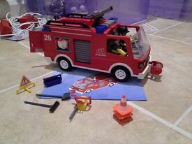 Playmobil Fire Engine - 5716