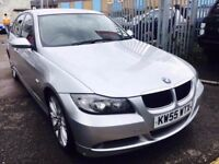 "BMW 320D 2.0 DIESEL MANUAL 2005 2 OWNERS 19"" ALLOYS 5 DOORS"