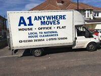 A1 ANYWHEREMOVES LOCAL TO LONG DISTANCE