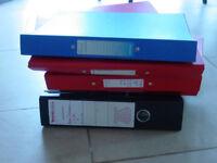 levr arch box files