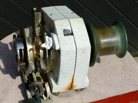 Simpson-Lawrence Seahorse Manual Anchor Windlass