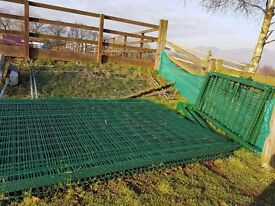Brand new fencing with gates and posts for sale