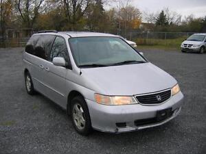 2001 Honda Odyssey EX-Captain