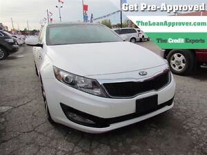 2013 Kia Optima EX Luxury| NAV | LEATHER | ROOF | SAT RADIO