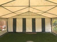 Marquee 6m x 6m