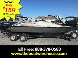2017 Lowe Boats SD 224 Mercury 150HP 4S
