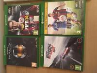DS & Xbox games for sale