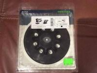 New Festool sander pad £35